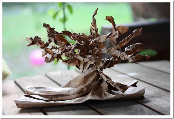 Cu nto papel se puede fabricar de un rbol for Cuanto mide un arbol