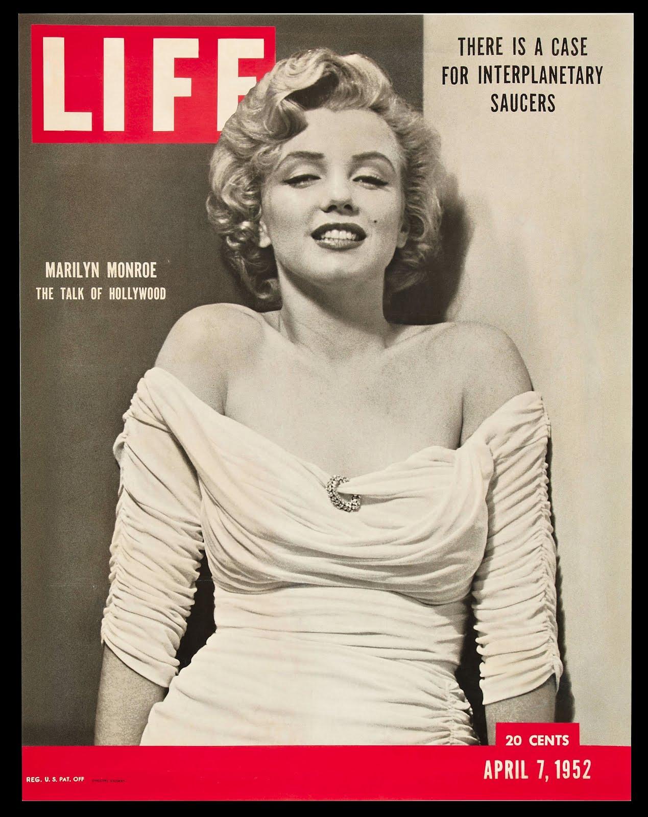 Book Cover Portadas Life ~ Portadas de revista protagonizadas por marilyn monroe