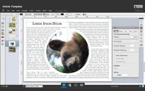 Maquetación con LucidPress